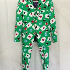 OppoSuits Las Vegas Gambling Cards Poker Chips